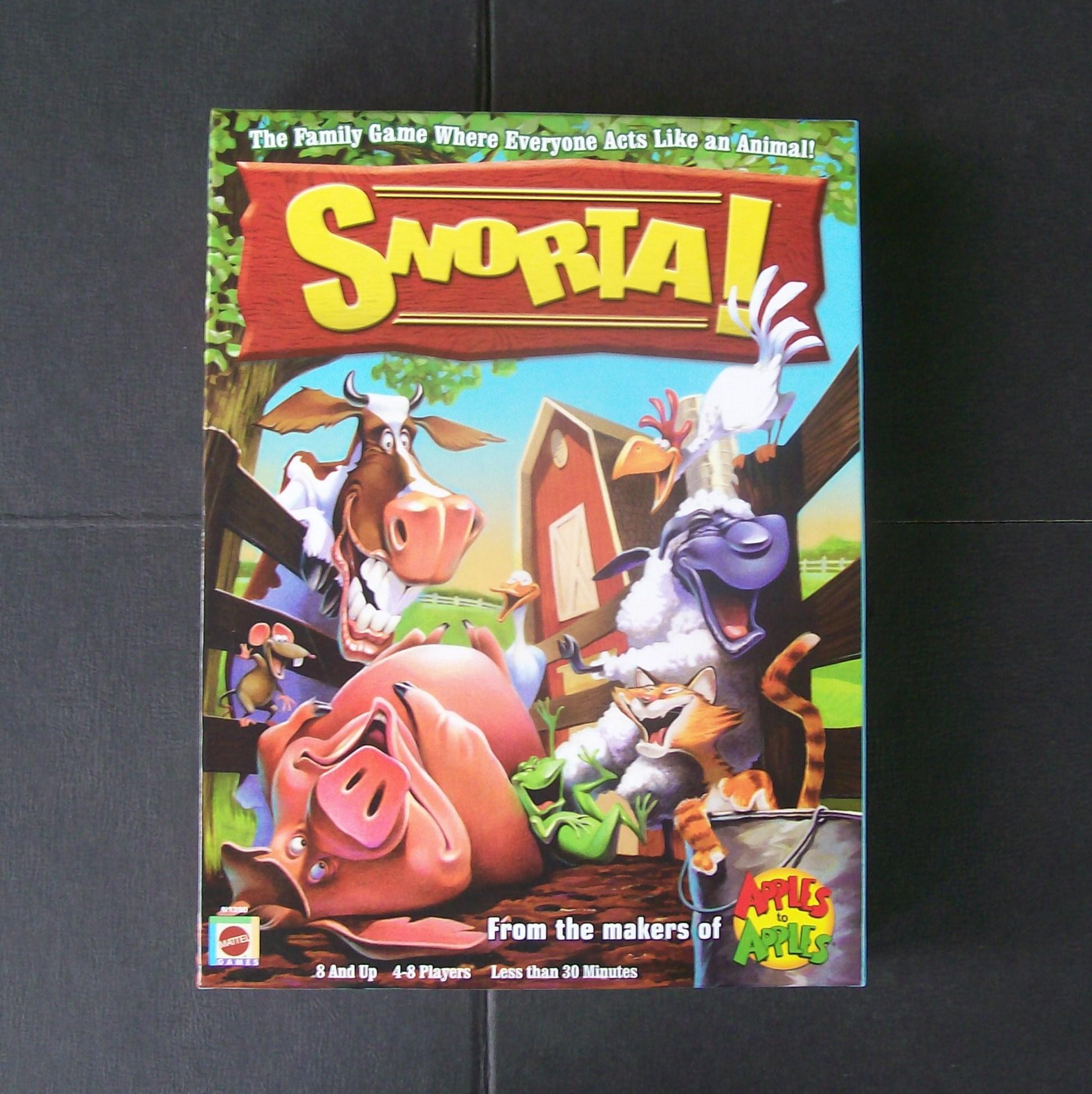 Snorta game