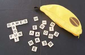 bananagrams crossword game