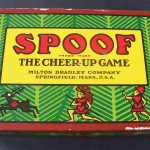 Milton Bradley Spoof Card Game