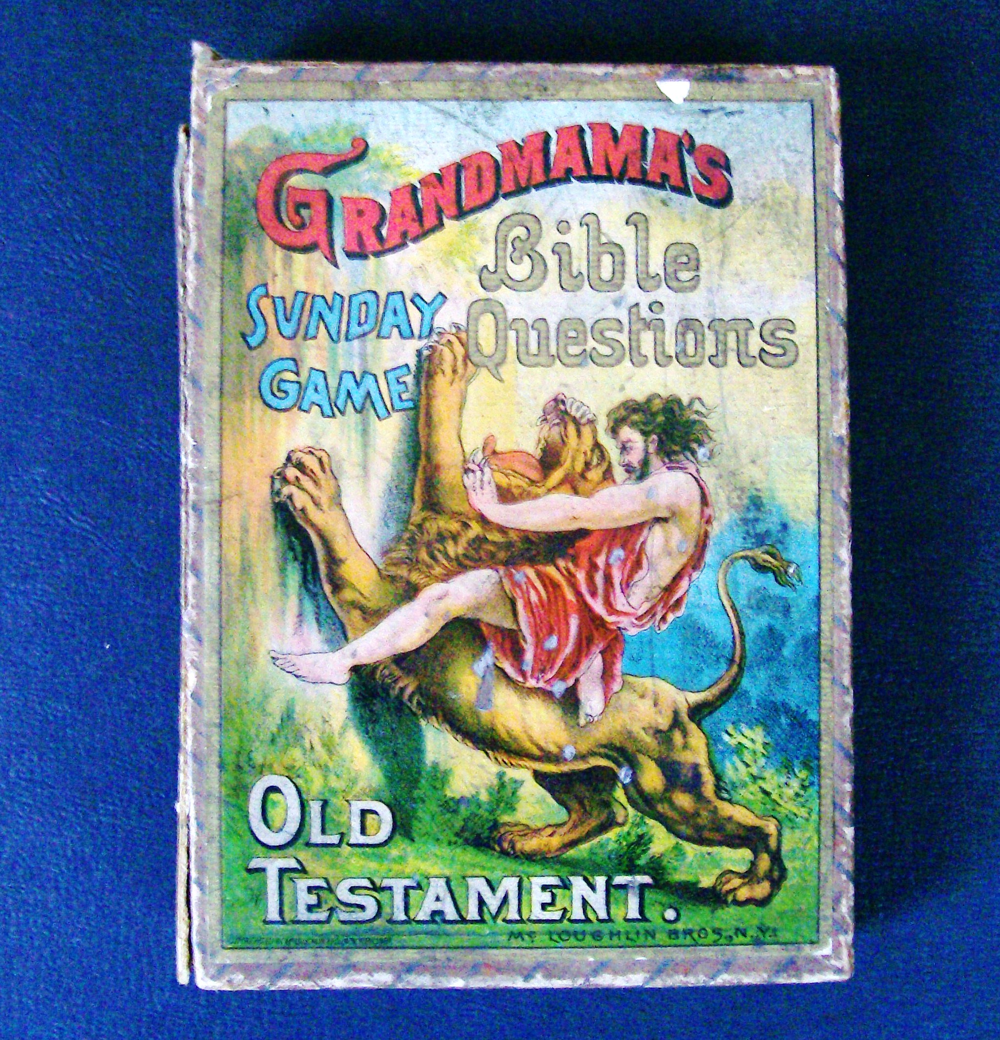 1887 mcloughlin bros game
