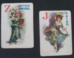 1874 mcloughlin bros game cards