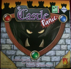 castle panic board game