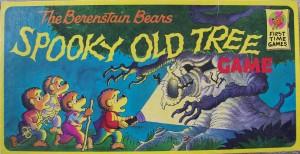 1989 berenstain bear board game