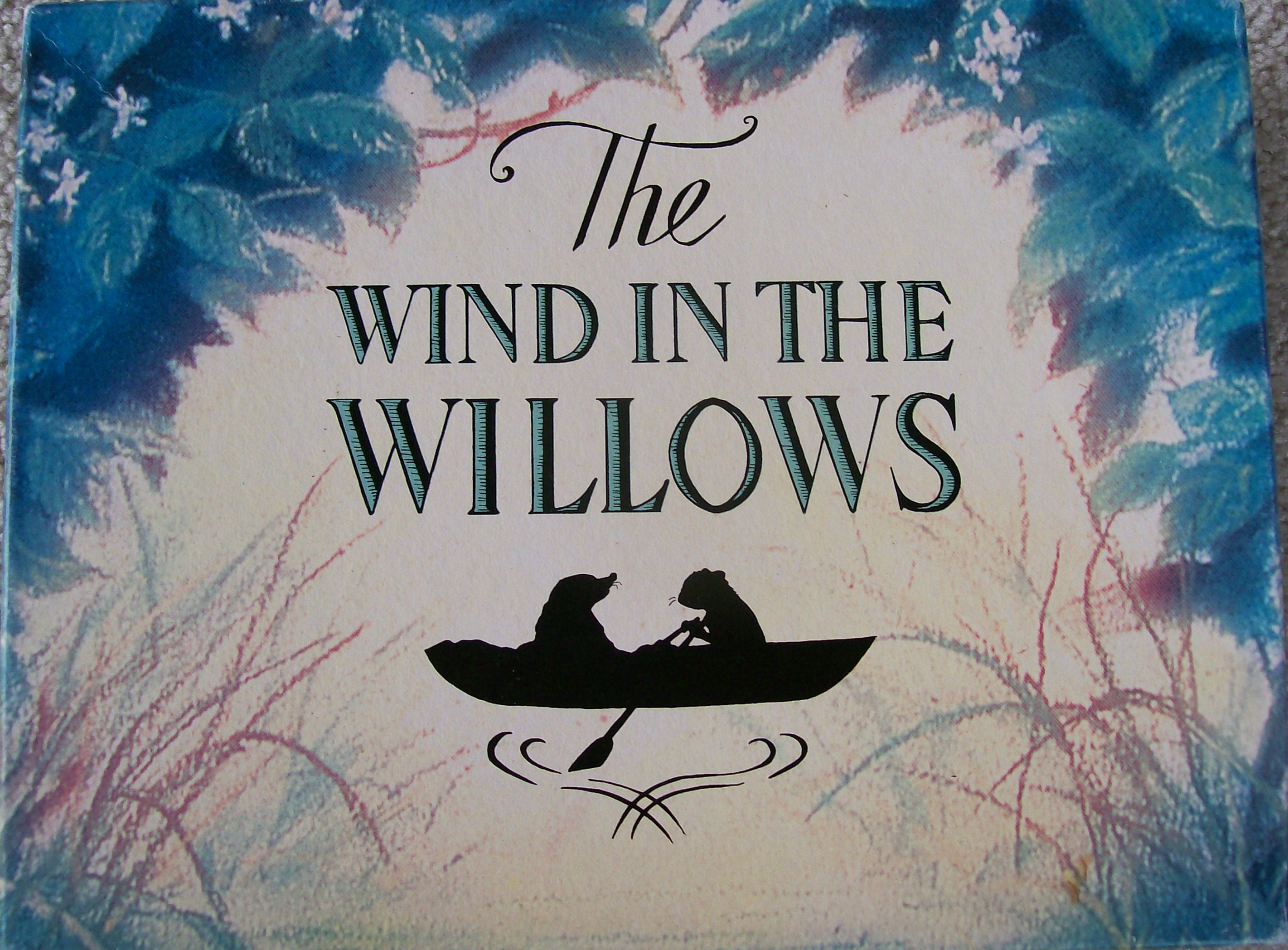 1997 readers digest the wind in the willows board game