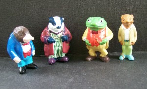 1997 wind in the willows game pieces
