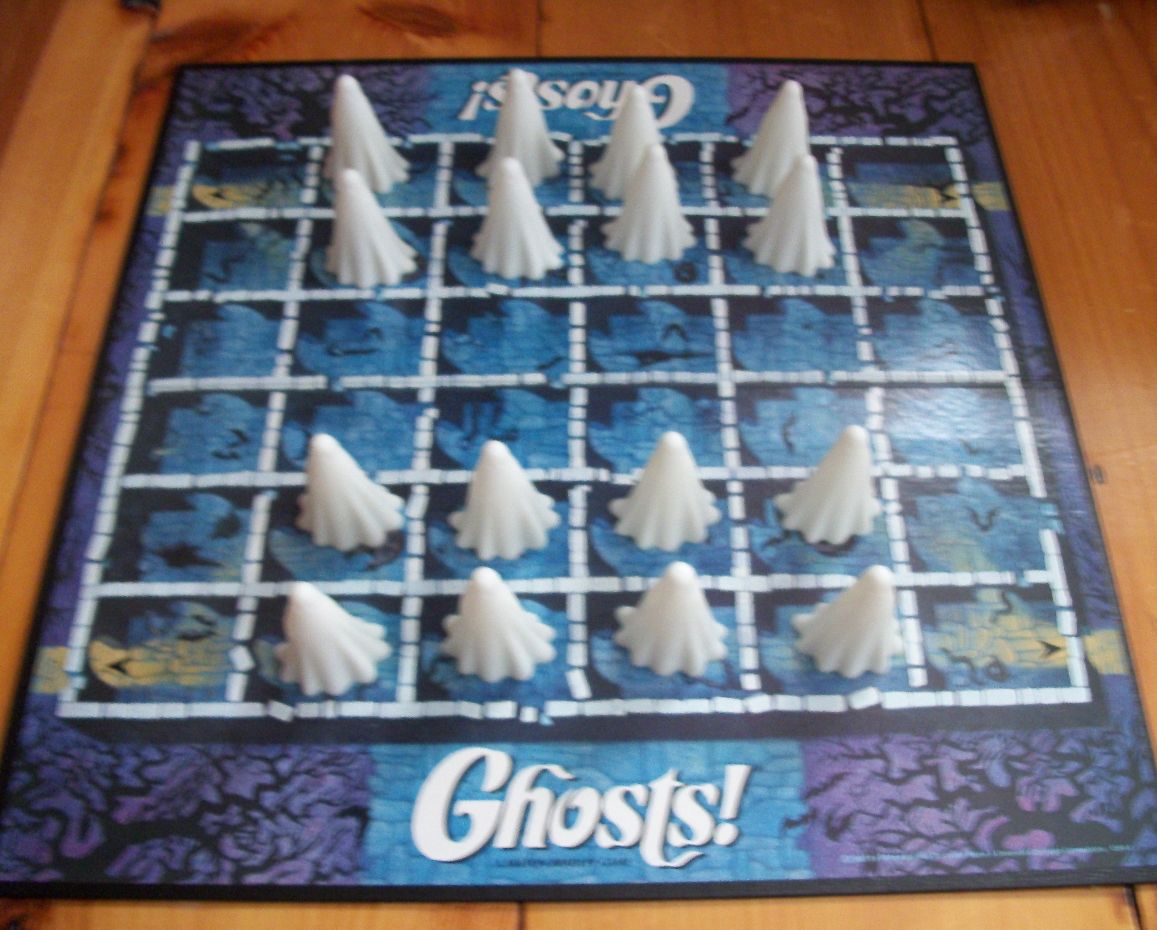 1985 Milton Bradley Game of Ghosts! – All About Fun and Games