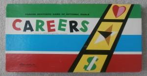 Parker brothers vintage game