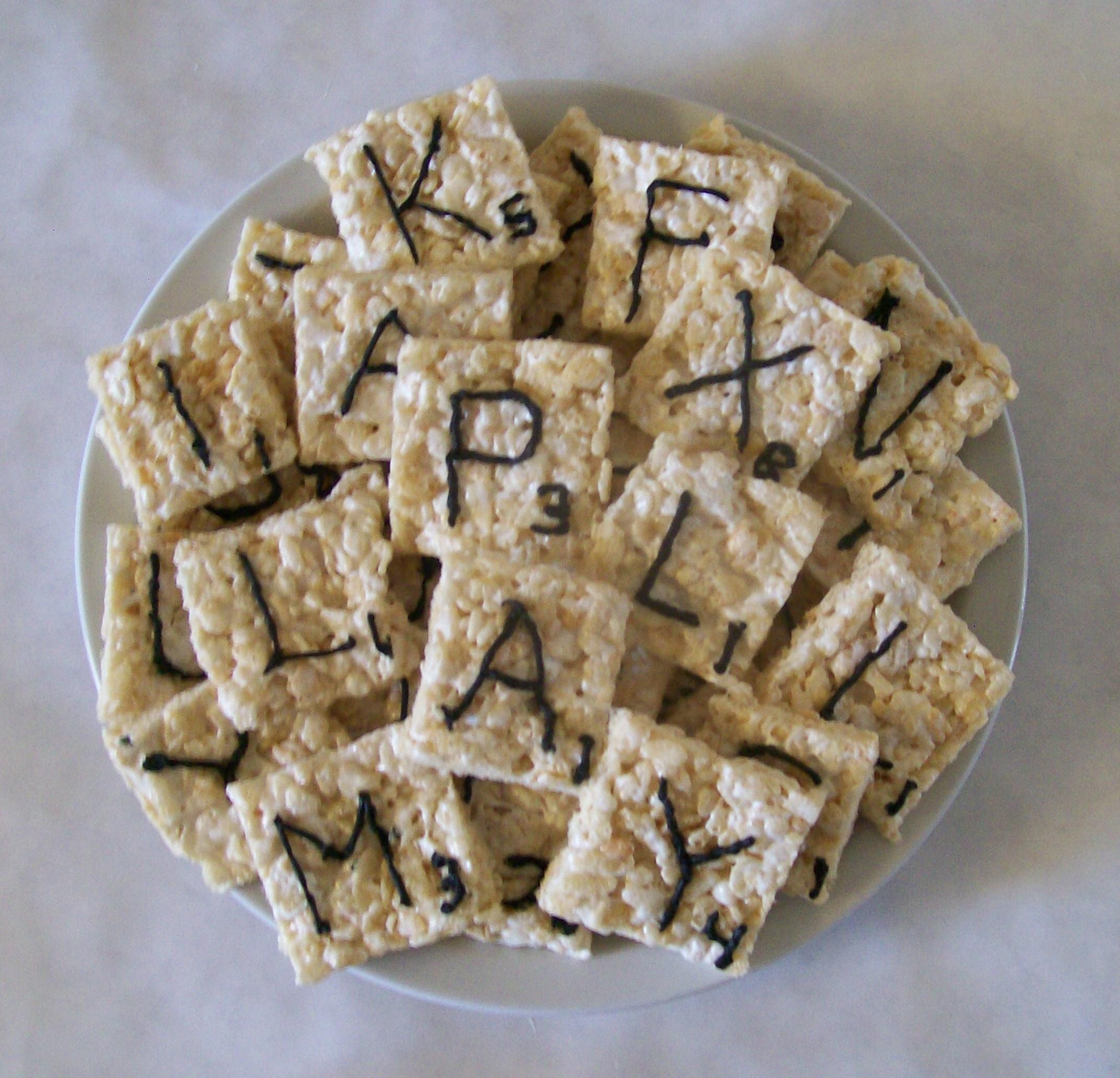 Scrabble Bites