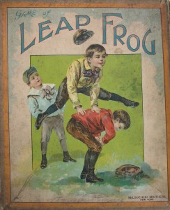 antique game mcloughlin bros. leap frog