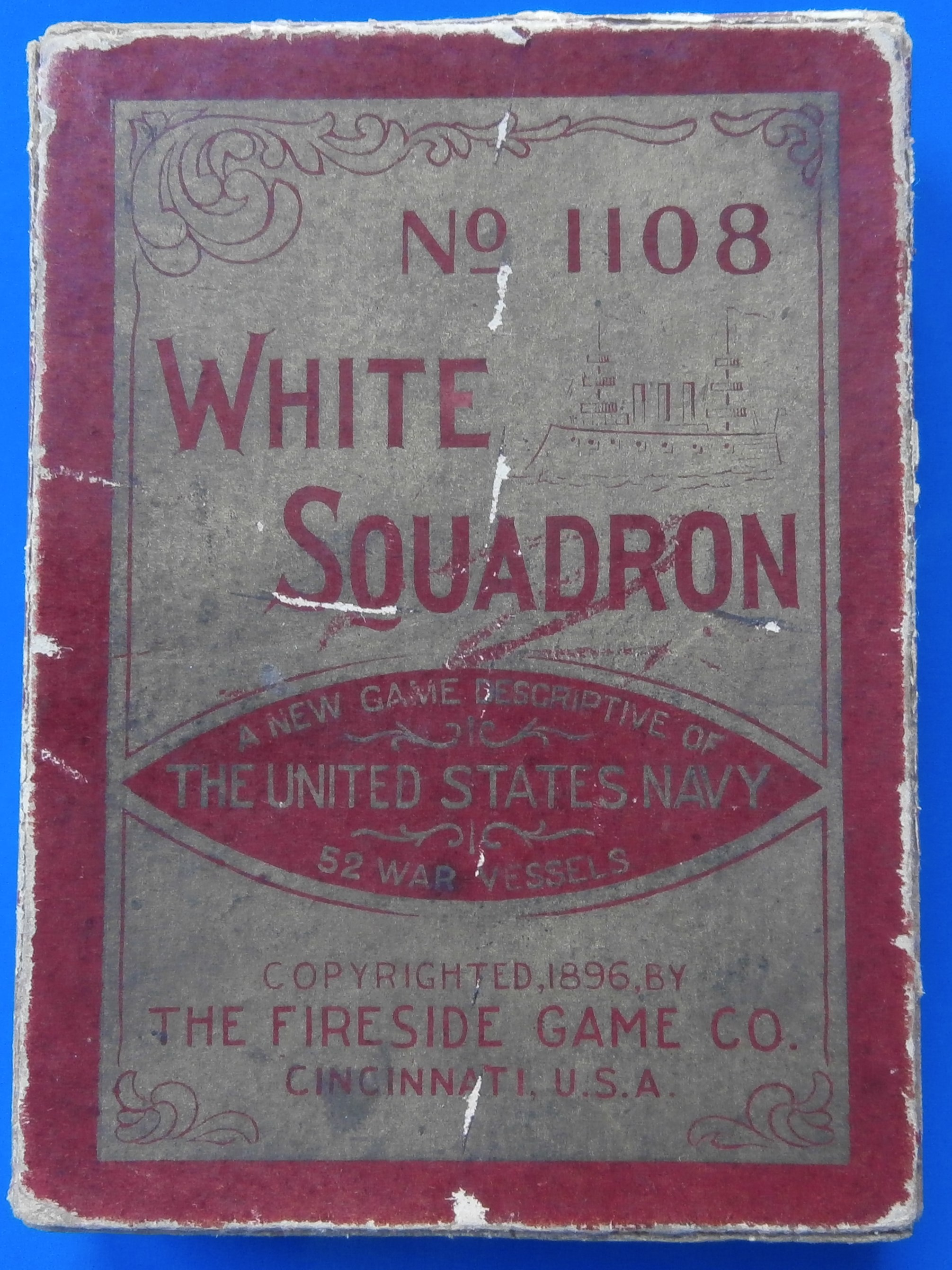 antique card game