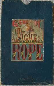 antique game case