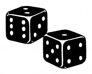 old dice games teach math