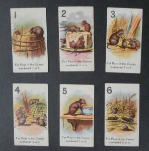 antique game cards