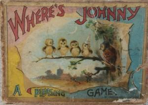 antique mcloughlin bros game