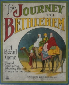 old parker brother's board game