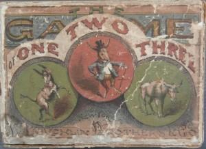 antique card game