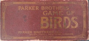 old parker brothers game
