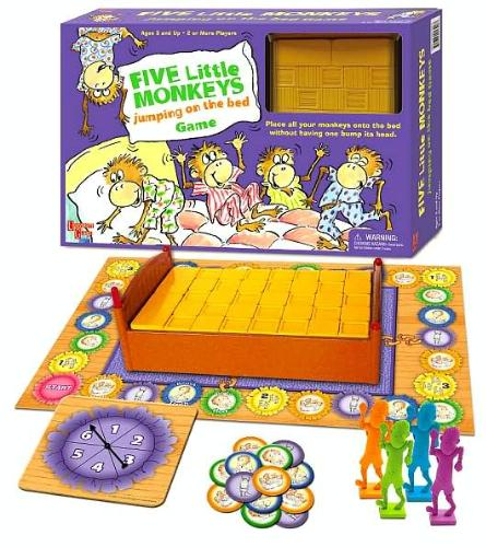 preschool board game