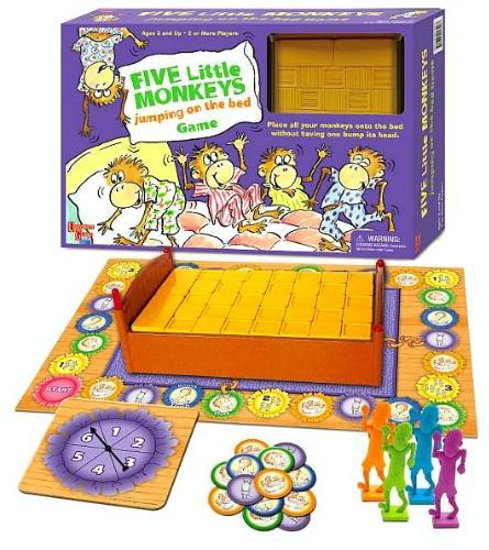 preschool board game