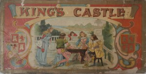 king's castle parker brothers