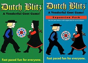 popular card games Dutch Blitz